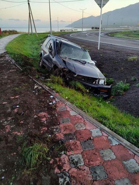 択捉島では、飲酒運転による交通事故が多い。