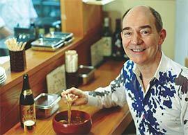 東京大学大学院教授 ロバート・キャンベルさん
