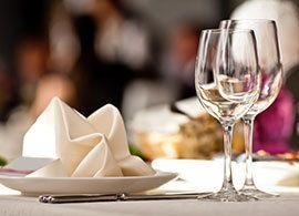 国際標準マナー!食事とホームパーティ