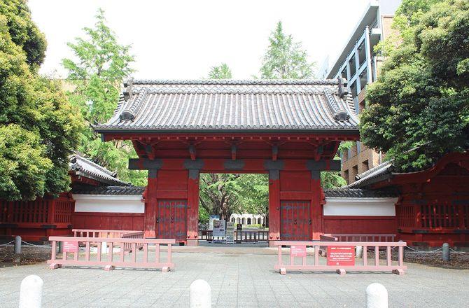 東京大学の門