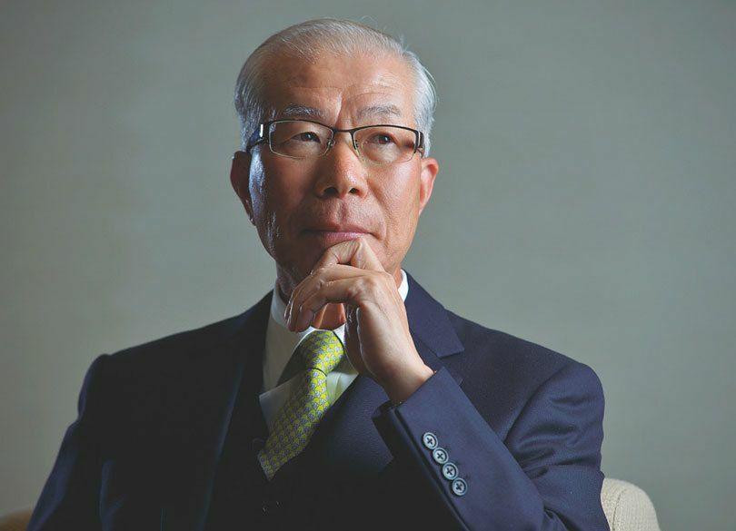 被災以前の工場で知った「徳不孤」 日本製紙会長 芳賀義雄【後編】