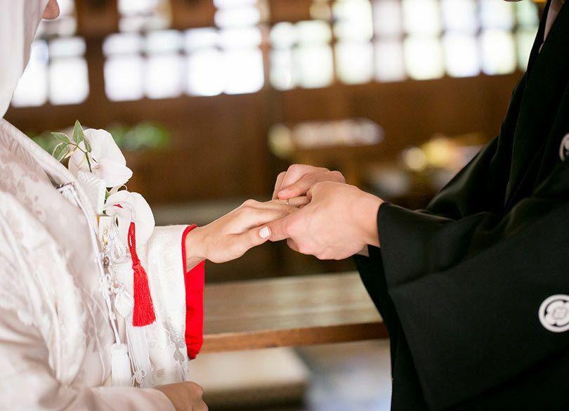 震災がなければ一生結婚しなかった 3.11後の結婚事情【1】