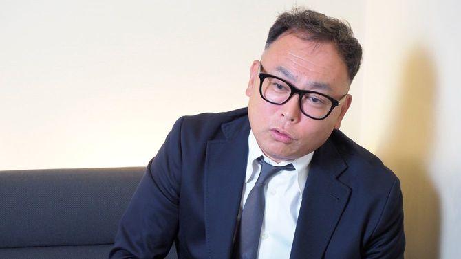 リアン株式会社 北條康弘 専務取締役