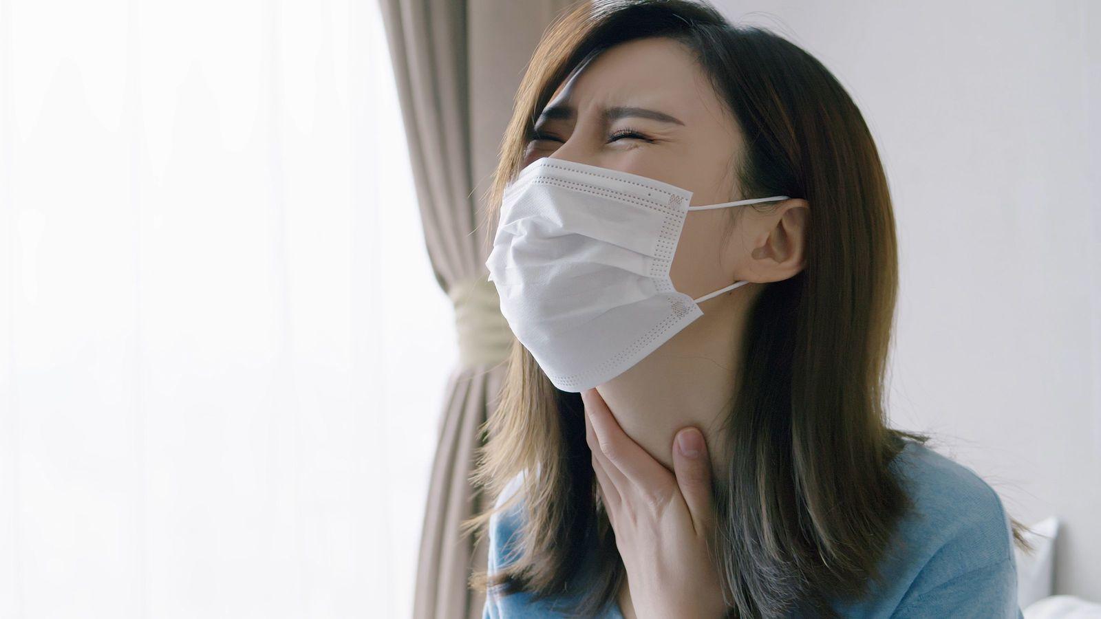軽症の間に「かぜ」と「肺炎」を見分ける3つのポイント 「強いせきだけが出る」は要注意