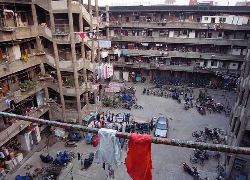 """なぜ上海中心部で""""街娼""""が増えているのか 壁のなくなった住宅街で大量発生"""