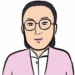 カナコさん(仮名)、辛酸なめ子=イラストレーション
