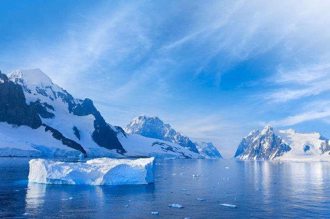 南極ルメール海峡