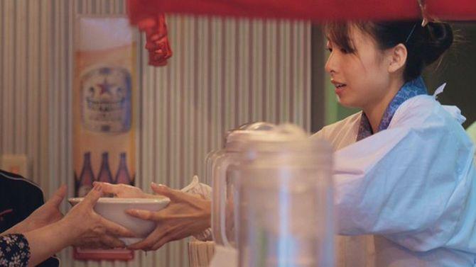 ラーメン店を経営する梅澤愛優香さん