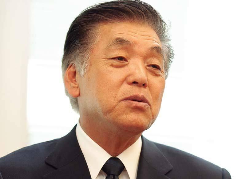 「目指すは業界トップの高利益体質」鹿島新社長 押味至一