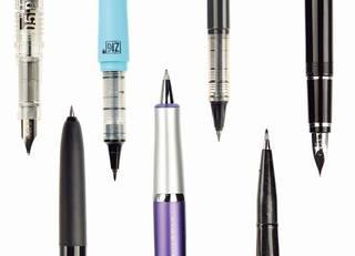 美文字が書けるペン「最強の1本」