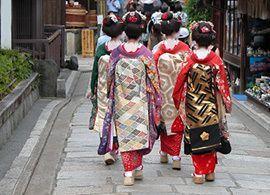 舞妓が教えてくれる良質な日本式サービス