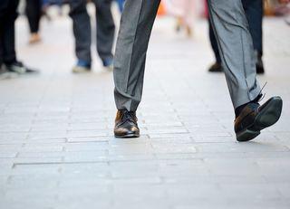 日本人の9割は「歩き方」が間違っている
