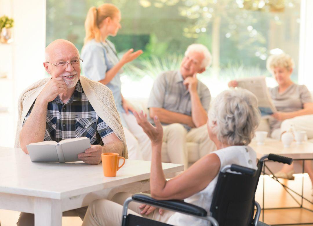 入居者の昼食でバレる老人ホームの満足度 月額利用料は10万円~数十万円