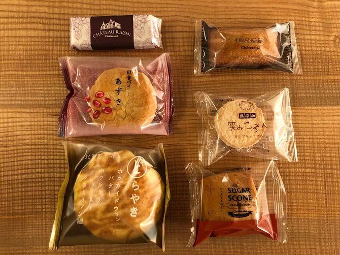 シャトレーゼの焼き菓子。おいしいお菓子が安く手に入るところが消費者ニーズに合致