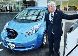 【日産自動車】社運をかけた「電気自動車リーフ」スピード開発の仕かけ
