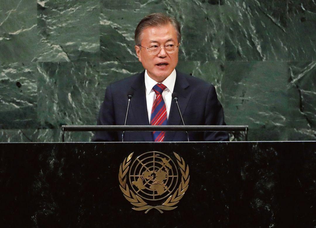 """朝鮮統一なら""""韓国の仮想敵""""は日本になる 「文在寅リスク」を甘く見ていた"""