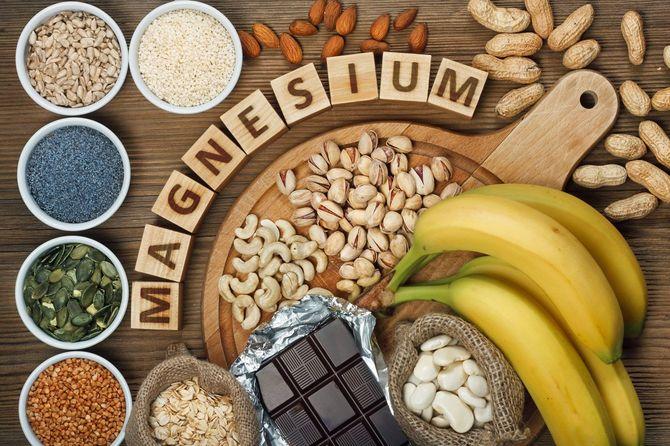 マグネシウムを豊富に含む食材