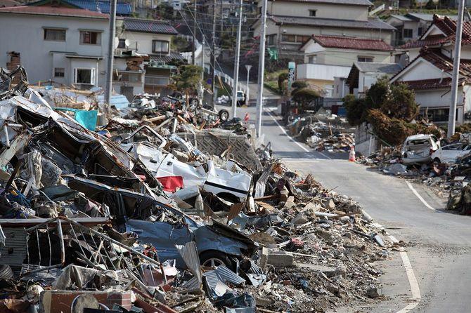 東日本大震災