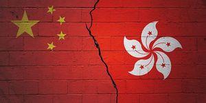 中国 vs 香港