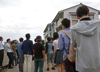 福井県鯖江市に若者17名が体験移住