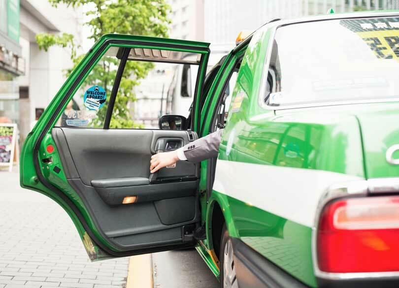 """実は""""どこへもタクシー""""が節約になる理由 事故のリスクを考えないで済む"""