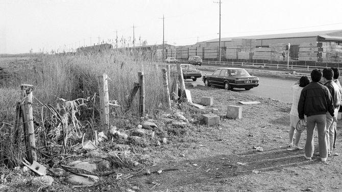 女子高生がコンクリート詰めされ捨てられた江東区の埋め立て地
