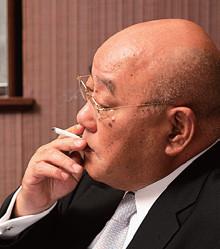 飯島 勲氏