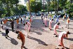 年間におよそ24万人もの人々が同社の開放型庭園(伊那市)を利用しているという。