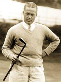 ボビー・ジョーンズ(出典:Wikipedia)