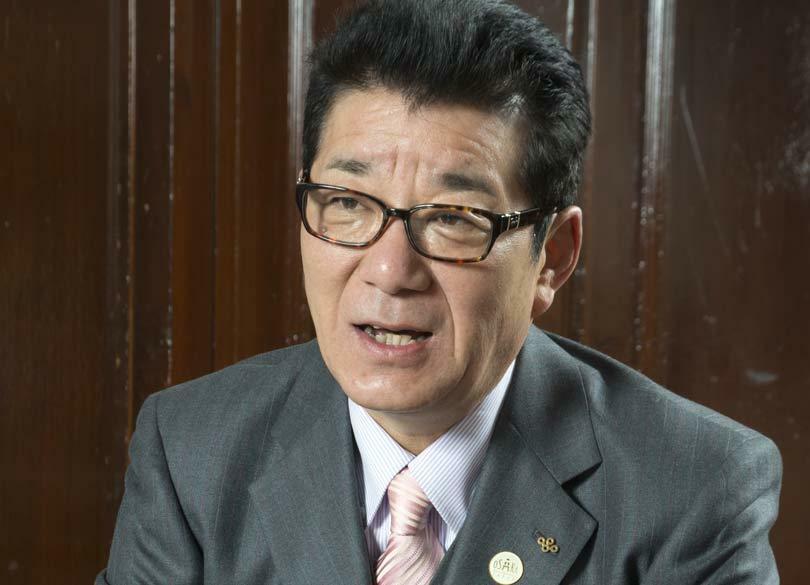 松井一郎大阪府知事ロングインタビュー「籠池氏には一度も会ったことはない」