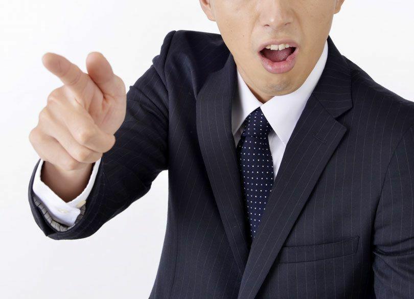 クレーマーや駄々をこねる客を一発で黙らせるフレーズは? 勝手な主張を続ける面倒な人たち