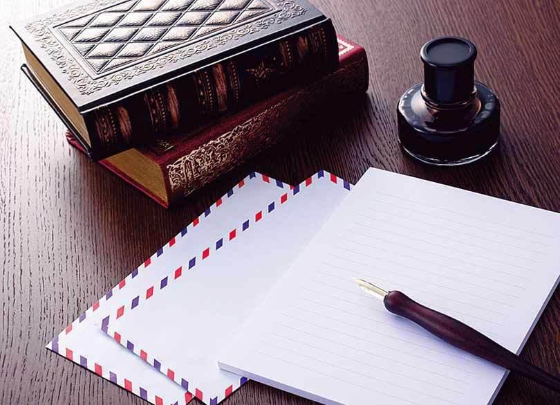 悪筆の人のための「美しい手紙」の書き方