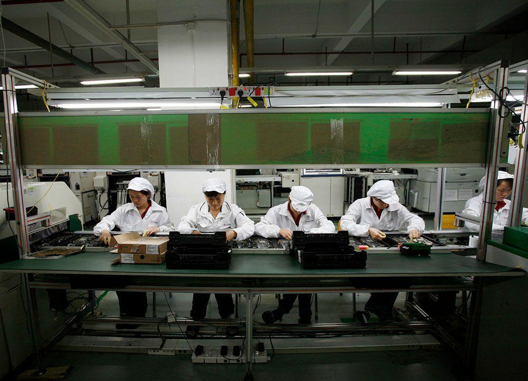 iPhone工場が中国からインドに移る背景 なぜ台湾企業は中国を見捨てるのか