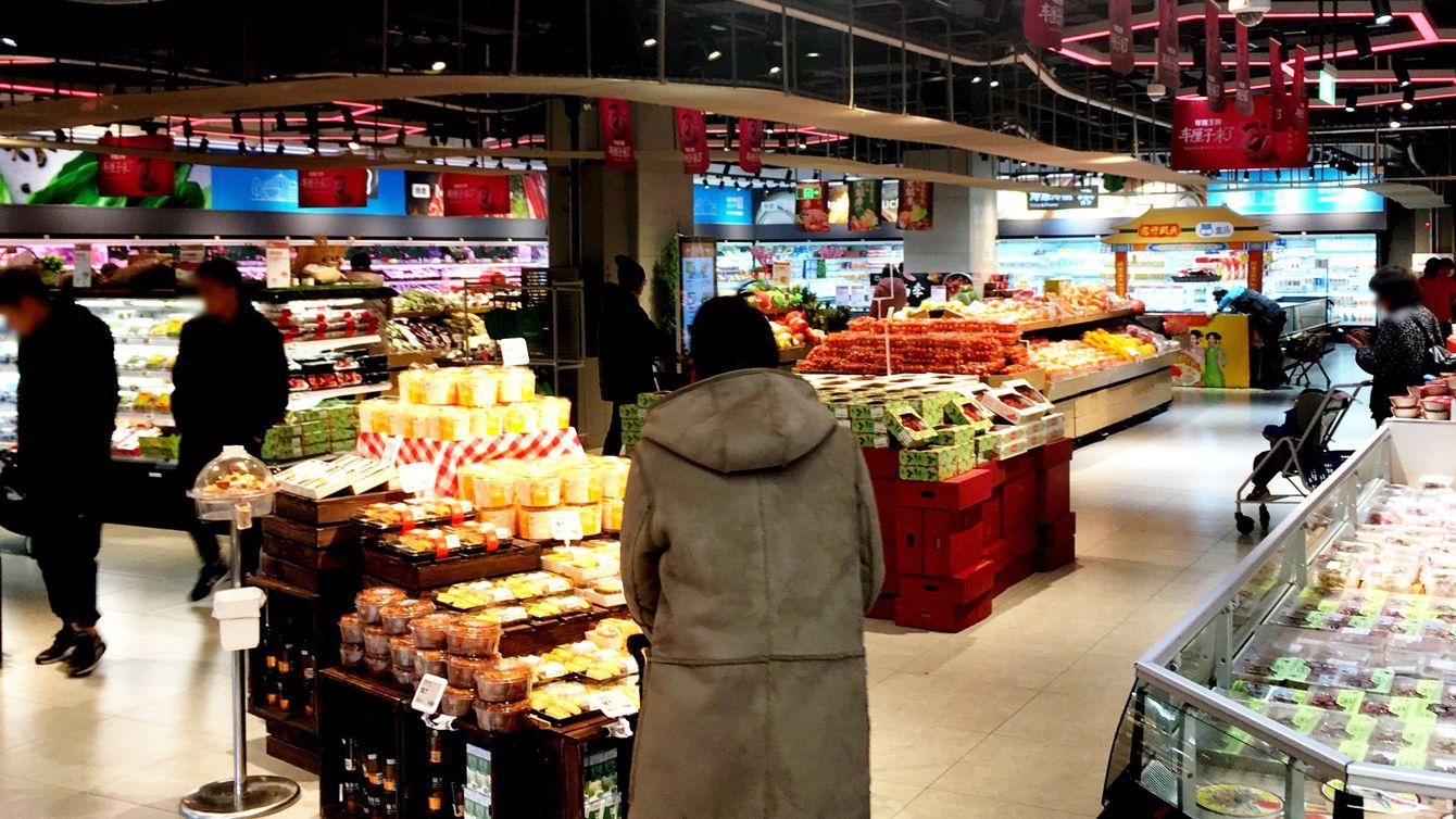 【小売】日本は時代遅れ…中国のスーパーは超便利 YouTube動画>2本 ->画像>22枚