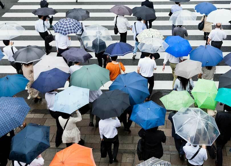 """""""降水確率40%""""で傘を持っていくべきか 合理的な選択を導き出す計算方法"""