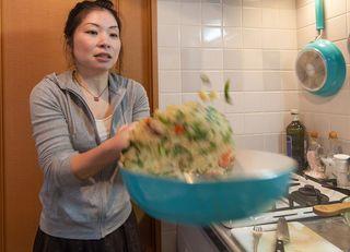 料理上手の妻は1260万円の付加価値アリ