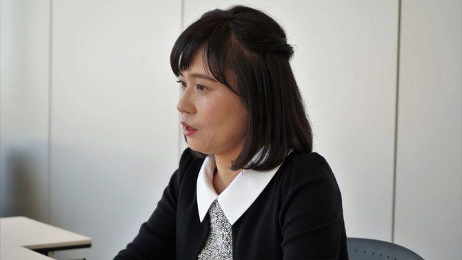 ノンフィクション作家の河合香織さん