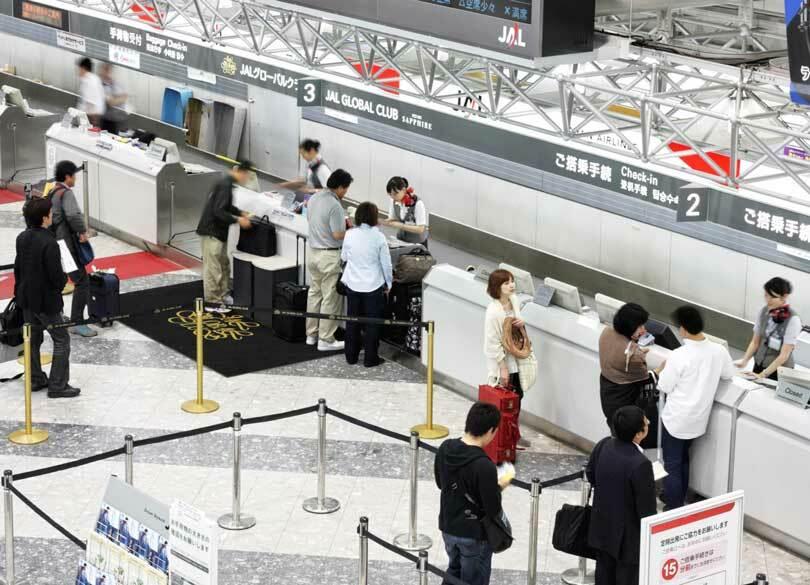 JALの地上職員は小さな「っ」を使わない 「あっち」ではなく「あちら」
