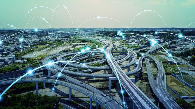 インテリジェントトランスポートシステムの概念