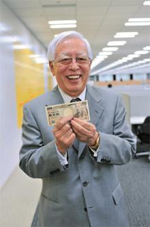 <strong>日本IBM相談役 椎名武雄</strong>●1929年、岐阜県生まれ。42年4月、上京し、慶應義塾普通部入学。51年、米国留学。53年、日本IBM入社。75年、代表取締役社長。87年、売り上げ1兆円突破。93年、会長。99年、最高顧問。2000年、勲一等瑞宝章受章。07年、相談役。