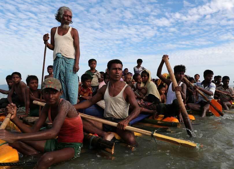 スーチー氏がロヒンギャを無視する理由 ミャンマー経済に失速のリスク