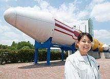 「知識ゼロ」「女子ひとり」から頑張れた理由 -JAXA イプシロンロケットプロジェクトチーム 開発員 南海音子さん【1】