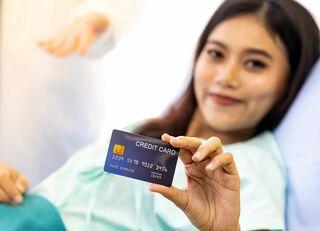 医療費は「カード払い」で一挙両得の裏技