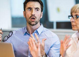 会議で否定ばかりの人に、絶妙な切り返し