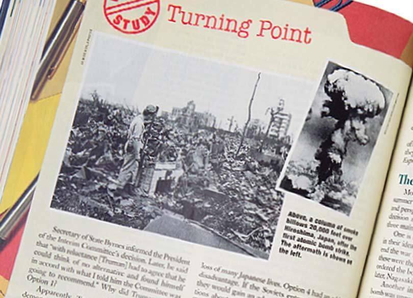 日本とアメリカの教科書では、太平洋戦争をどう教えているか?【2】