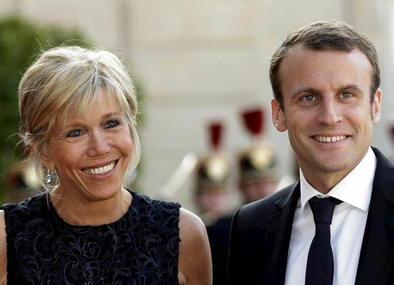 妻は25歳年上の恩師! フランス新大統領・マクロン氏はマニアック? ロマンチック? フランス新大統領・マクロン氏