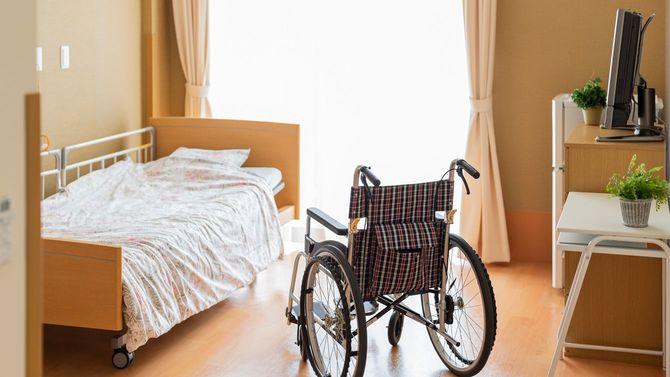 介護施設・室内
