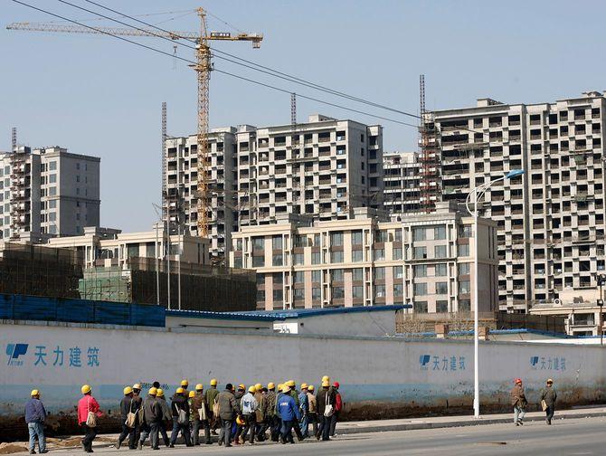 中国で不動産規制強化か 地銀がローン権限一本化=2013年2月27日