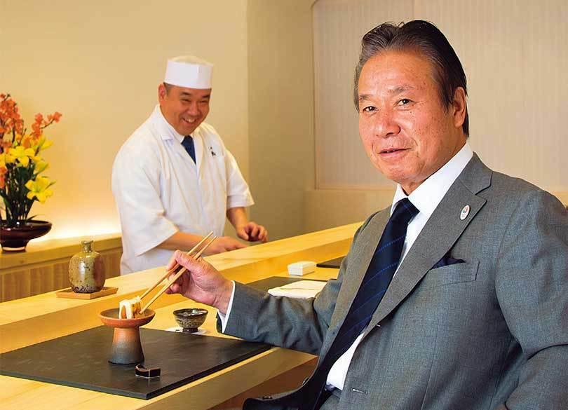 実業家、2020年東京五輪・パラリンピック組織委員会理事 高橋治之さん
