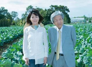 えと菜園 小島希世子×田原総一朗